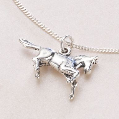 Treasured Memories Horse Necklace | Someone Remembered